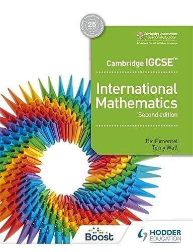 9781510421400: Cambridge IGCSE International Mathematics 2nd edition