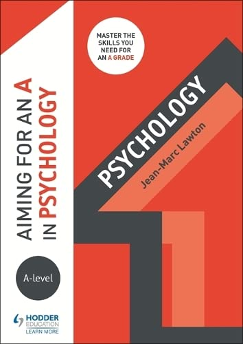 9781510424234: Aiming for an A in A-level Psychology