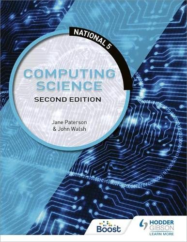 9781510426948: National 5 Computing Science: Second Edition