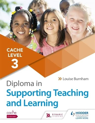 9781510427259: CACHE Level 3 Diploma in Supporting Teaching and Learning