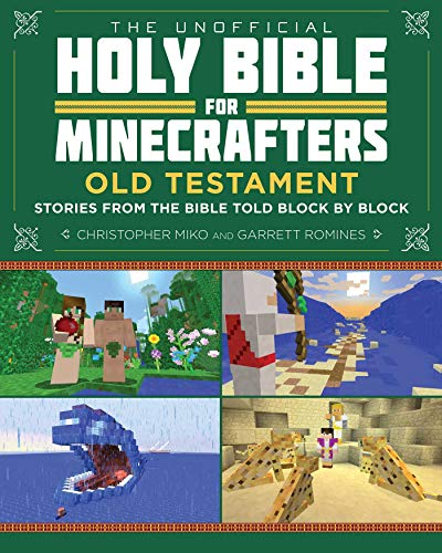 9781510702257: The Unofficial Holy Bible for Minecrafters: Old Testament: Stories from the Bible Told Block by Block
