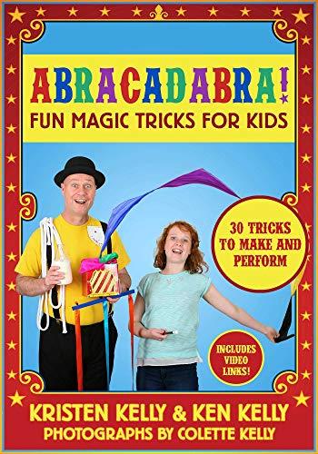 9781510702967: Abracadabra!: Fun Magic Tricks for Kids - 30 tricks to make and perform (includes video links)