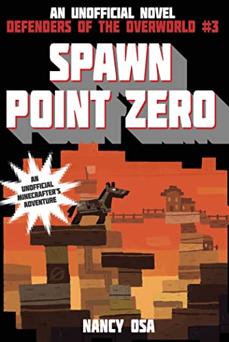Spawn Point Zero: Defenders of the Overworld: Nancy Osa
