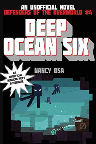 Deep Ocean Six: Defenders of the Overworld: Osa, Nancy