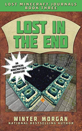 Lost in the End: Book Three: Lost Minecraft Journals (Lost Minecraft Journals Series): Winter ...