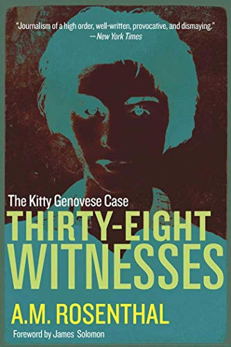 9781510710030: Thirty-Eight Witnesses: The Kitty Genovese Case