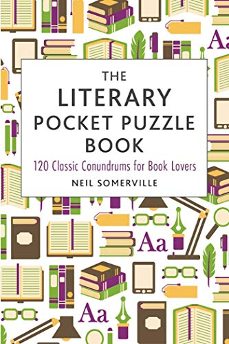 9781510710771: The Literary Pocket Puzzle Book: 120 Classic Conundrums for Book Lovers