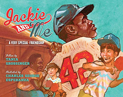 9781510712706: Jackie and Me: A Very Special Friendship