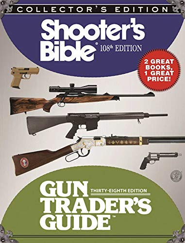 Shooter's Bible and Gun Trader's Guide Box Set (Hardcover): Jay Cassell