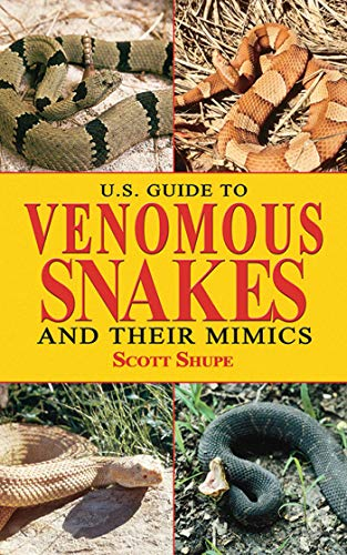 9781510740006: U.S. Guide to Venomous Snakes and Their Mimics