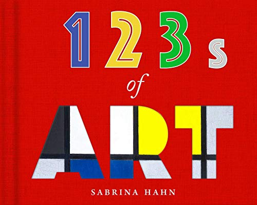 9781510752061: 123s of Art (Sabrina Hahn's Art & Concepts for Kids)