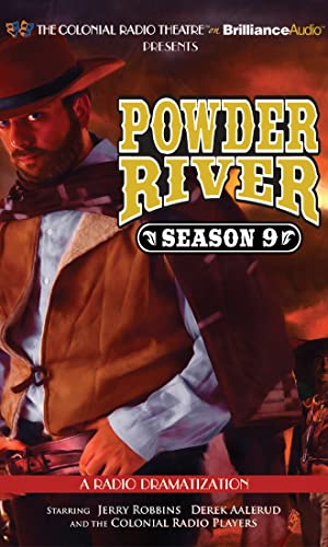9781511305068: Powder River - Season Nine: A Radio Dramatization