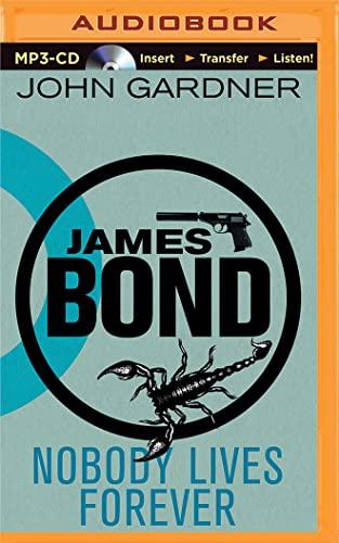 Nobody Lives Forever (James Bond): John Gardner