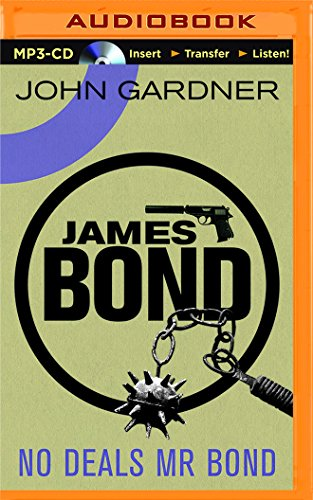 9781511306492: No Deals, Mr Bond (James Bond)