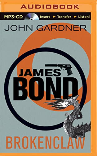 9781511306591: Brokenclaw (James Bond Series)