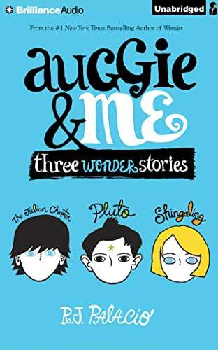 9781511307871: Auggie & Me: Three Wonder Stories