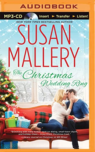 The Christmas Wedding Ring: Susan Mallery