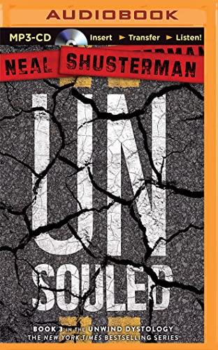 Unsouled (MP3 CD): Neal Shusterman
