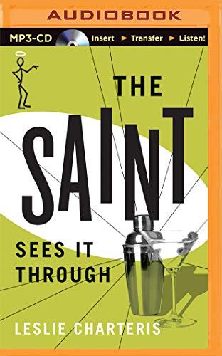 9781511309295: The Saint Sees it Through (Saint Series)