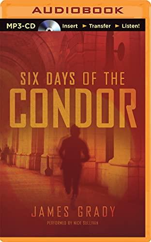 Six Days of the Condor: Grady, James