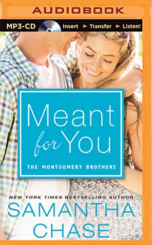 9781511316880: Meant for You (The Montgomery Brothers)