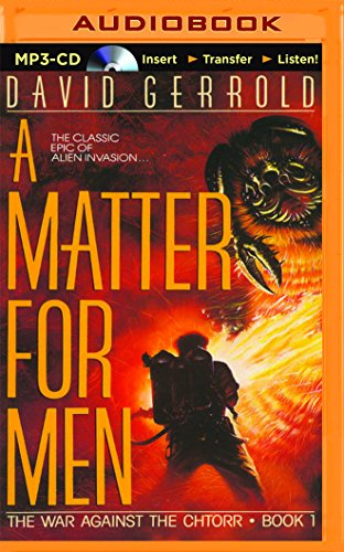 9781511317962: A Matter for Men (The War Against the Chtorr)
