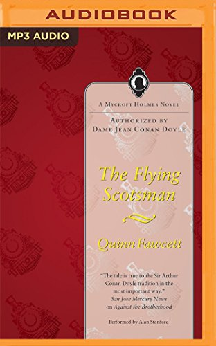 9781511319423: The Flying Scotsman (A Mycroft Holmes Novel)