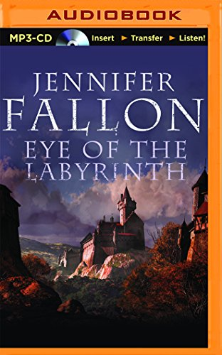 Eye of the Labyrinth (Second Sons): Jennifer Fallon