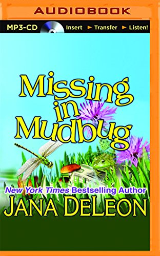 Missing in Mudbug (Ghost-in-Law)