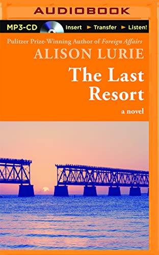 The Last Resort: Alison Lurie