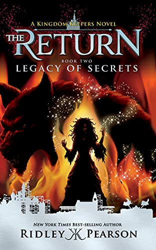 9781511325400: Kingdom Keepers: The Return Book Two Legacy of Secrets
