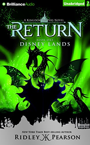9781511325448: Kingdom Keepers: The Return Book One Disney Lands