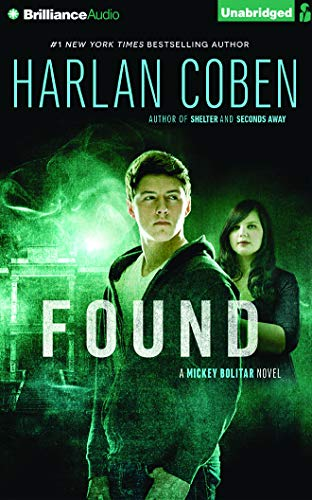 9781511325776: Found (Mickey Bolitar Series)