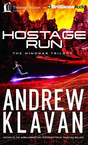 9781511325875: Hostage Run (The MindWar Trilogy)