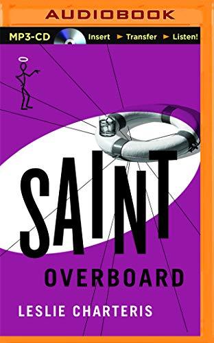 Saint Overboard: Charteris, Leslie