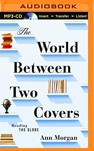 9781511327510: The World Between Two Covers: Reading the Globe