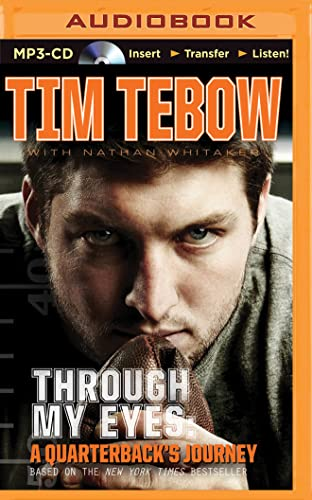 9781511329842: Through My Eyes: A Quarterback's Journey, Young Readers Edition