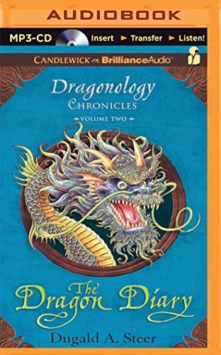 9781511329958: The Dragon Diary: The Dragonology Chronicles, Volume 2 (Ologies Series)