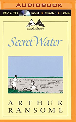 9781511330992: Secret Water (Swallows and Amazons Series)