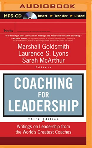 9781511331265: Coaching for Leadership: Writings on Leadership from the World's Greatest Coaches