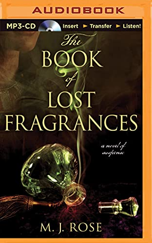 9781511333177: The Book of Lost Fragrances: A Novel of Suspense (Reincarnationist Series)