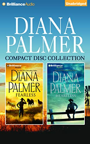 9781511335614: Diana Palmer Compact Disc Collection: Fearless / Heartless