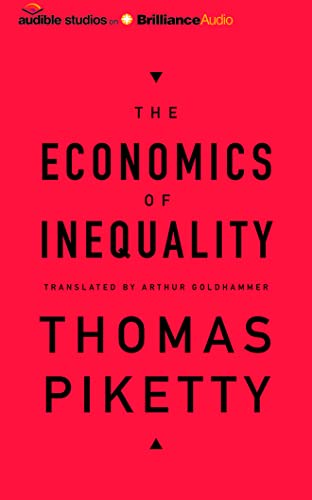 9781511336581: The Economics of Inequality