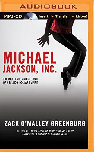 9781511340403: Michael Jackson, Inc.: The Rise, Fall, and Rebirth of a Billion-Dollar Empire