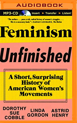 9781511343602: Feminism Unfinished: A Short, Surprising History of American Women's Movements