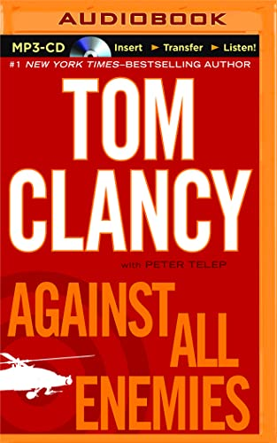 Against All Enemies: Clancy, Tom