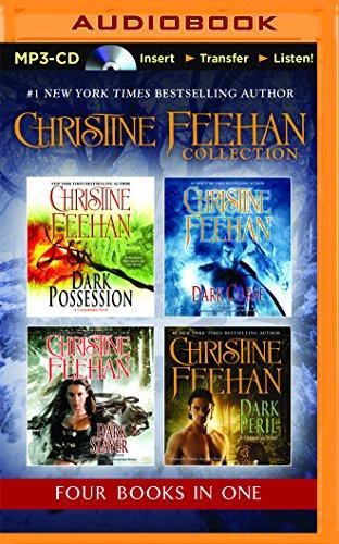 Christine Feehan 4-In-1 Collection: Dark Possession (#18), Dark Curse (#19), Dark Slayer (#20), ...