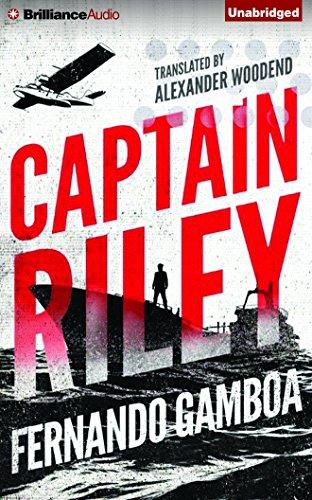 Captain Riley (Captain Riley Adventures): Fernando Gamboa; Fernando Gamboa Gonzalez