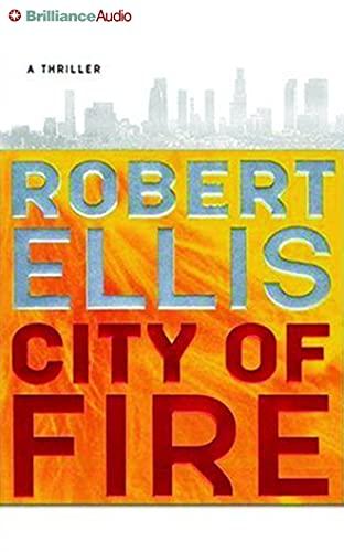 9781511363716: City of Fire: A Novel (Lena Gamble Series)
