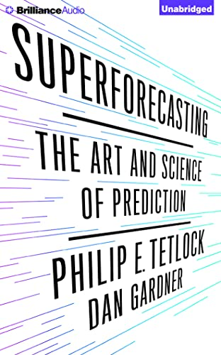 9781511364041: Superforecasting: The Art and Science of Prediction: Includes PDF Disc